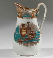 Pitcher with Transfer - A12638
