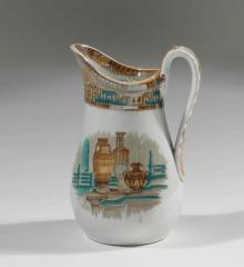 Transfer Decorated Pitcher - A12646