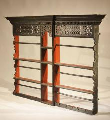 Painted Wall Rack - A16969