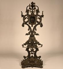 New York Cast Iron Hall Tree - R14700