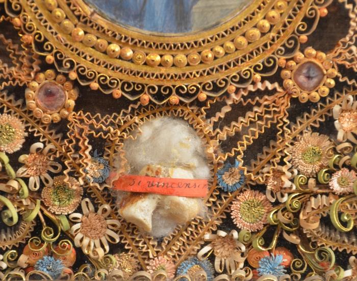 Relic Saint Vicent