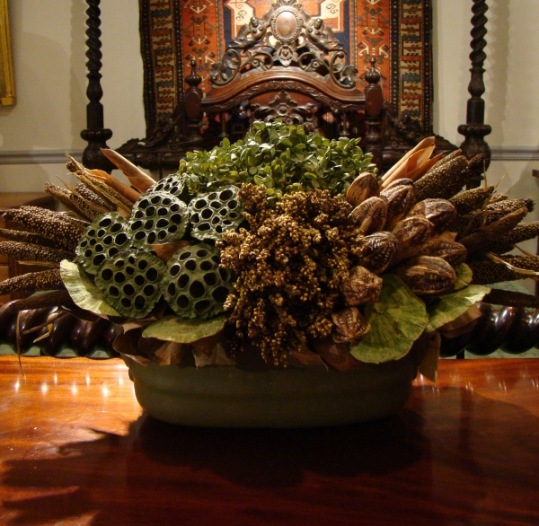 Dried flowers are great for the holidays jorgensen antiques - Best dried flower arrangements a colorful winter ...