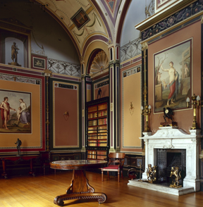 Ickworth House Interior