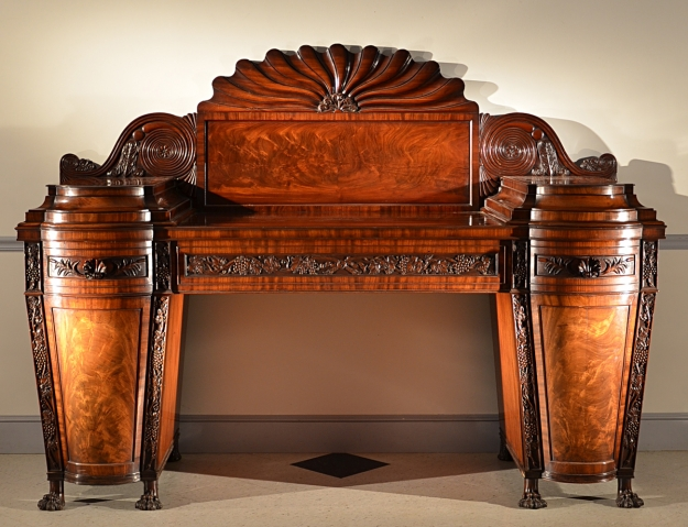 Scottish Sideboard
